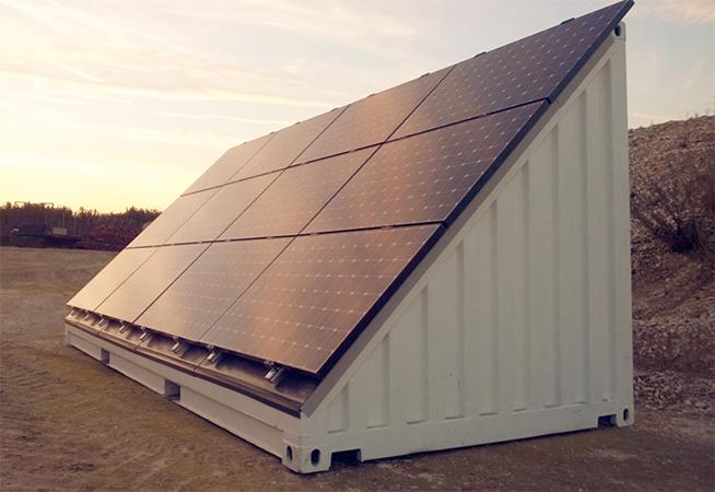 solartainer